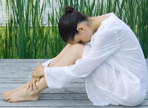 患有宫颈炎的女性